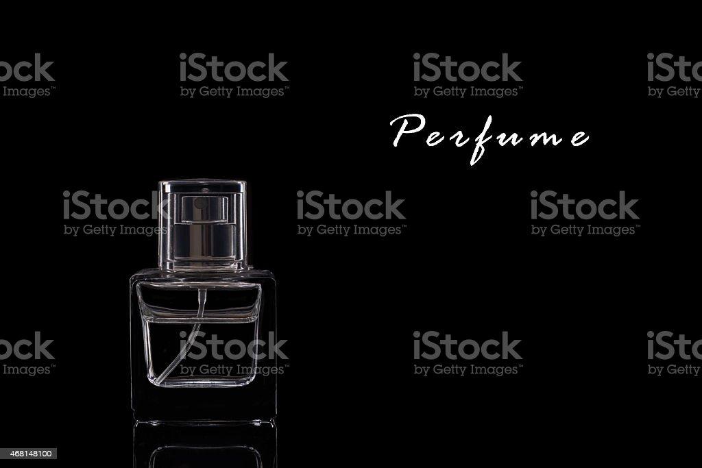Perfume stock photo