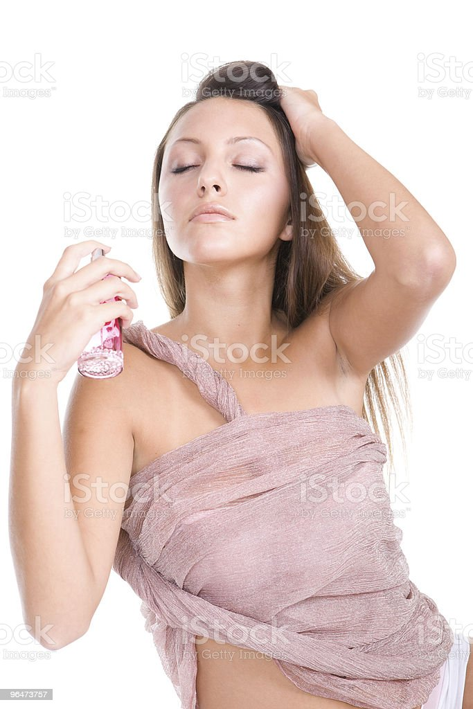 perfume royalty-free stock photo