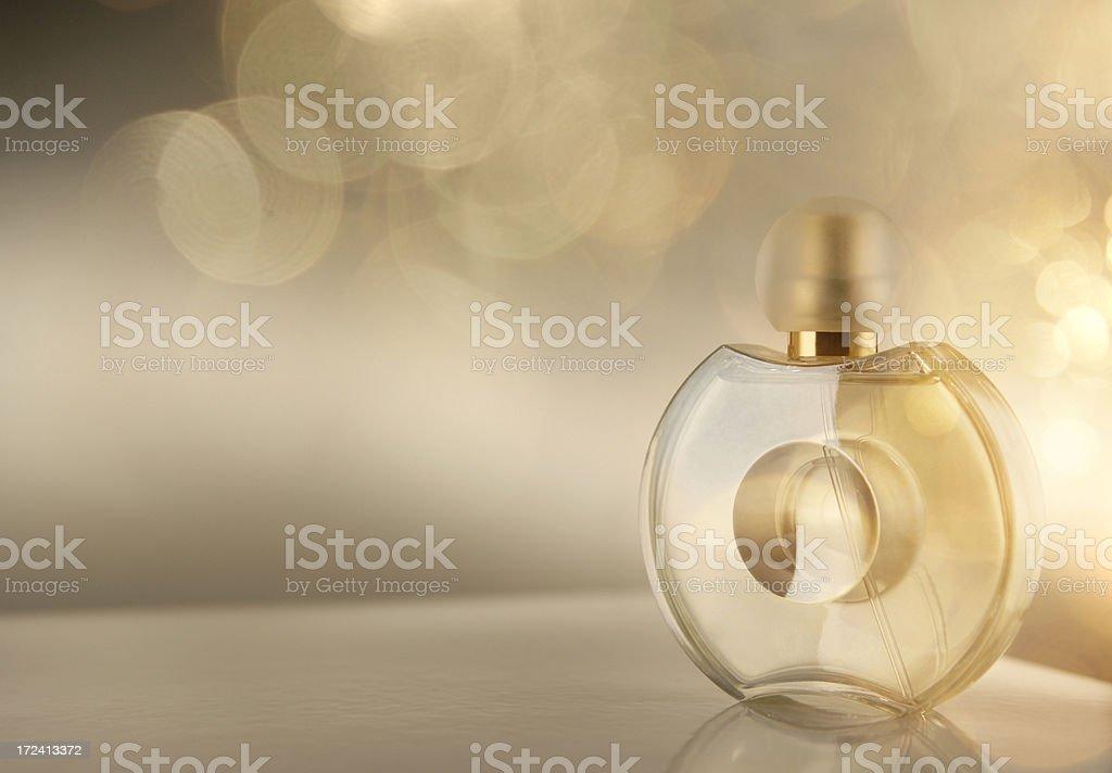 perfume series stock photo