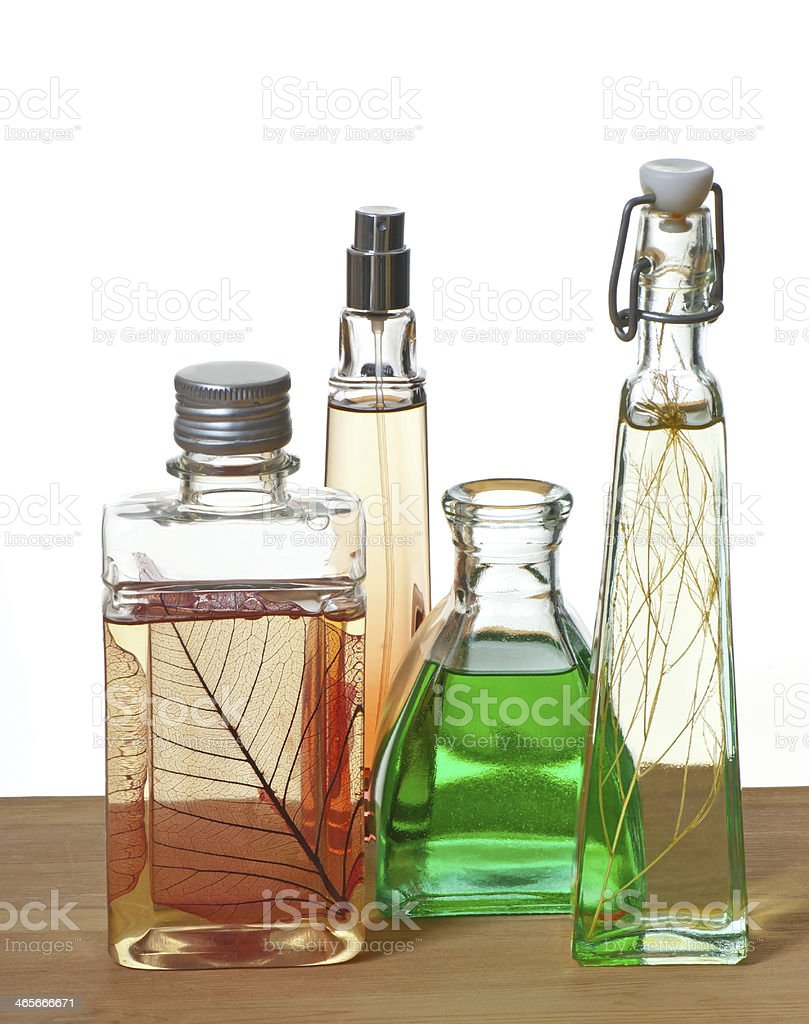 perfumes royalty-free stock photo