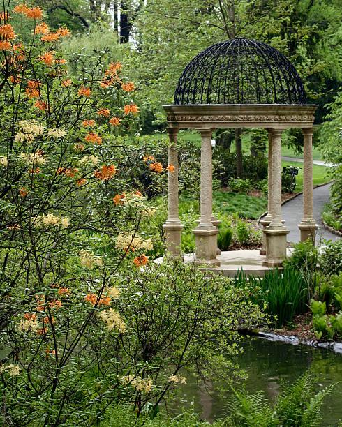 Pergola bei Longwood Gardens – Foto