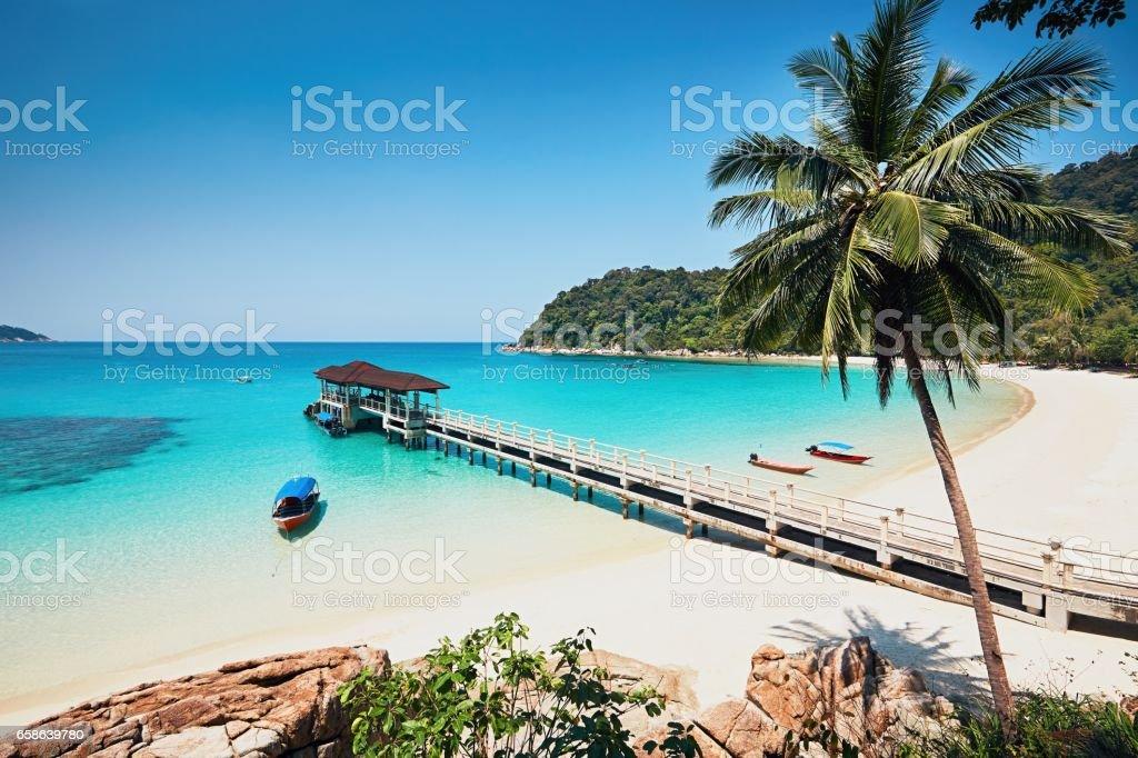 Perhentian Islands stock photo