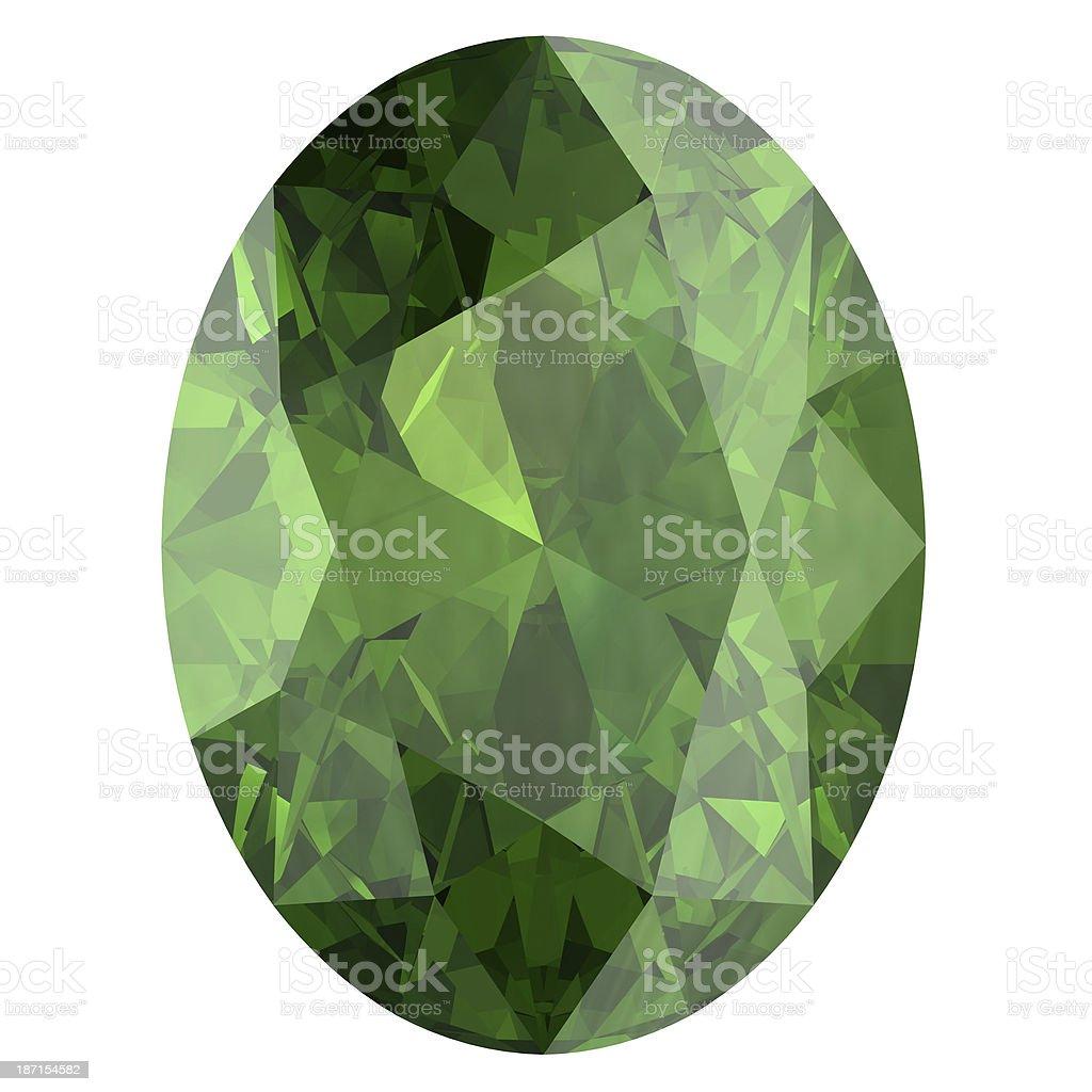 Peridot stock photo