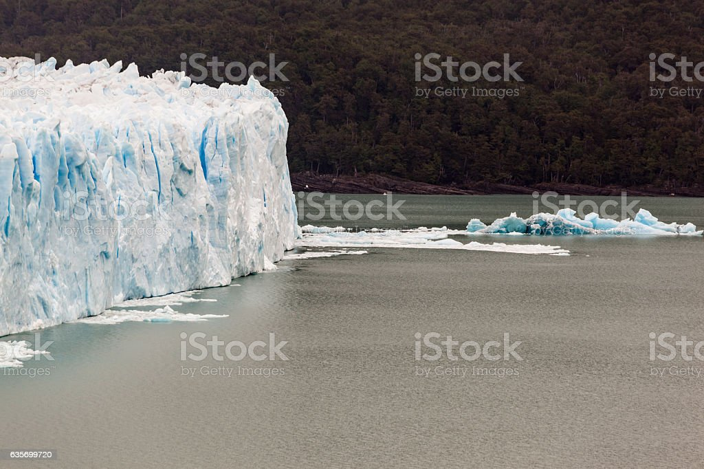 Perito Moreno Glacier Argentina royalty-free stock photo