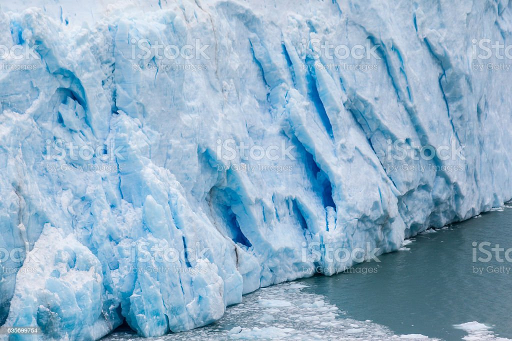Perito Moreno Glacier Argentina royalty-free stock photo