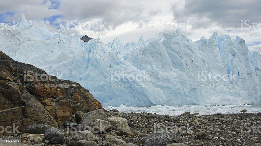 Perito Moreno Glacier, Argentinia royalty-free stock photo