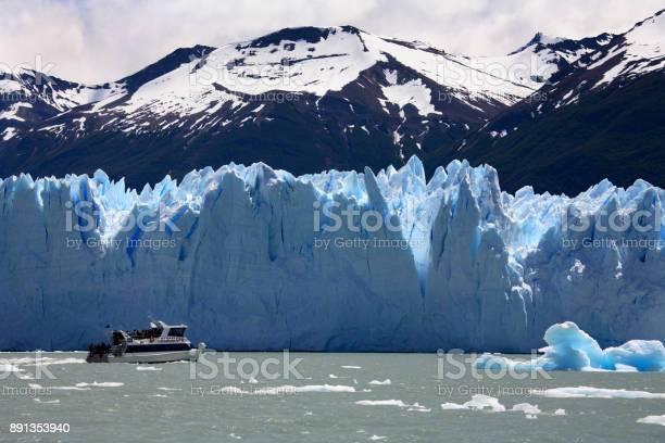 Perito Moreno Glacier - Los Glaciares National Park - Santa Cruz Province - Argentina