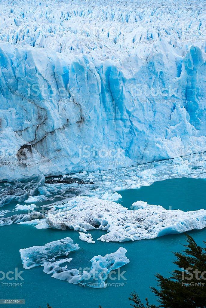 Perito Moreno Glacier stock photo