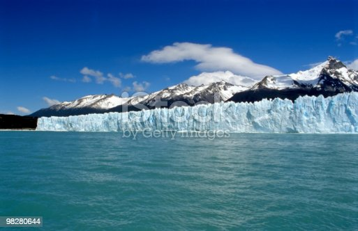 Glaciar Perito Moreno Stock Photo & More Pictures of Argentina