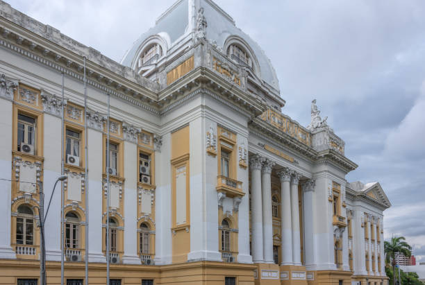 Pernambuco Court of Justice Gebäude – Foto