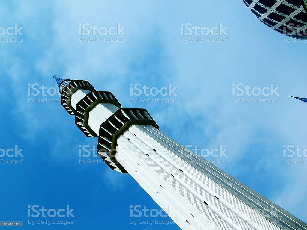 perpective view royalty-free stock photo