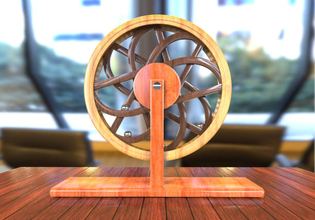 perpetual motion machine - perpetual motion stock photos and pictures