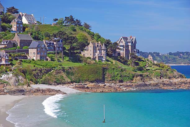 Perros-Guirec, Bretagne, Frankreich – Foto