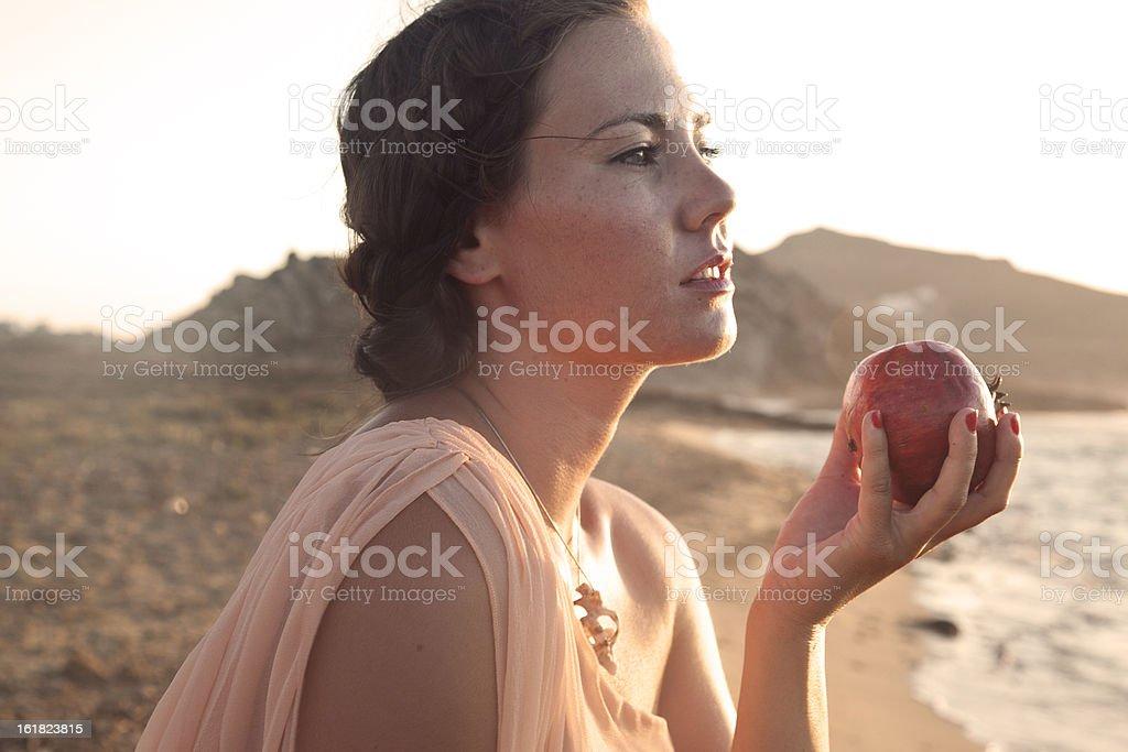 Persephone stock photo