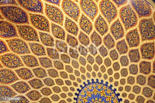 istock persian architecture art 157615458