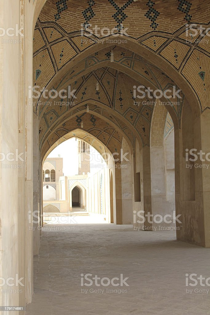 Persian Architecture royalty-free stock photo