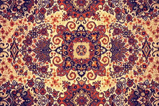 istock Persian Carpet. 546790798