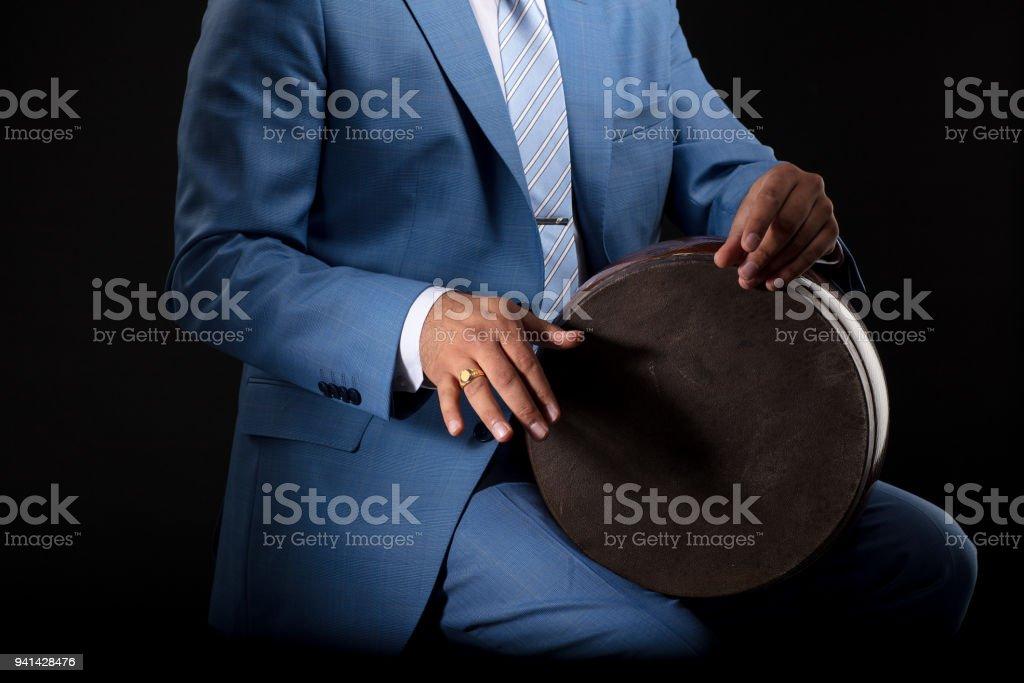 Persian Music stock photo