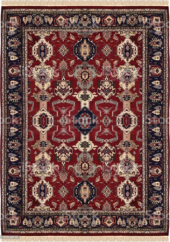 Persian rug signatures