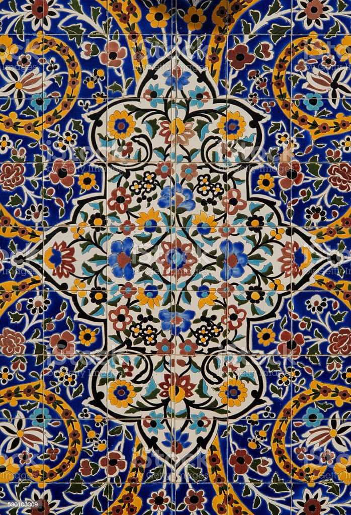 Persian Tiles Stock Photo Amp More Pictures Of Ancient Istock