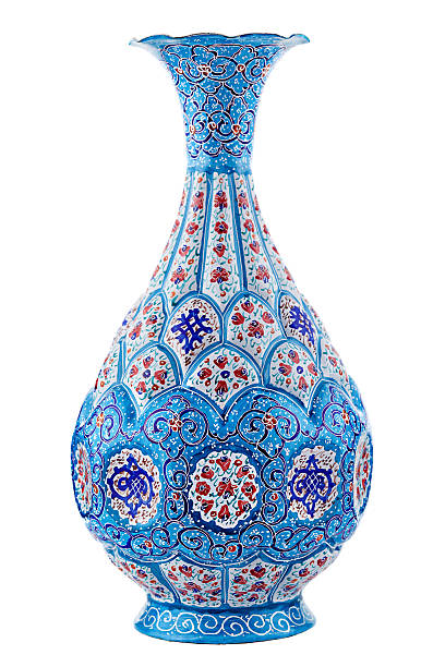 persian vase - vase stock pictures, royalty-free photos & images