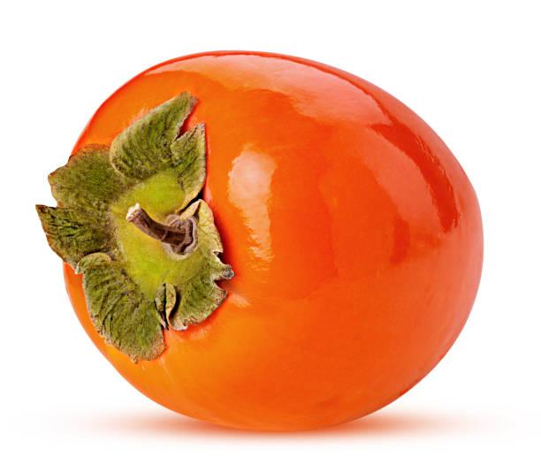kaki früchte - sharonfrucht stock-fotos und bilder