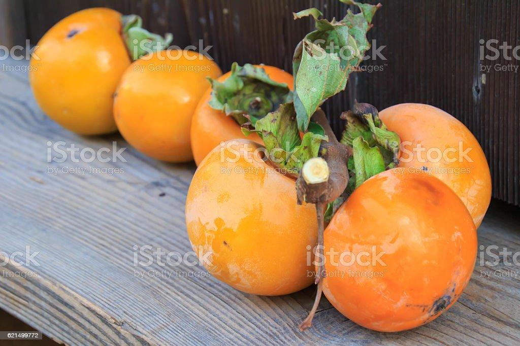 persimmon foto stock royalty-free