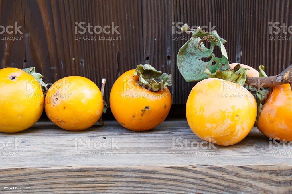 Kaki  Lizenzfreies stock-foto