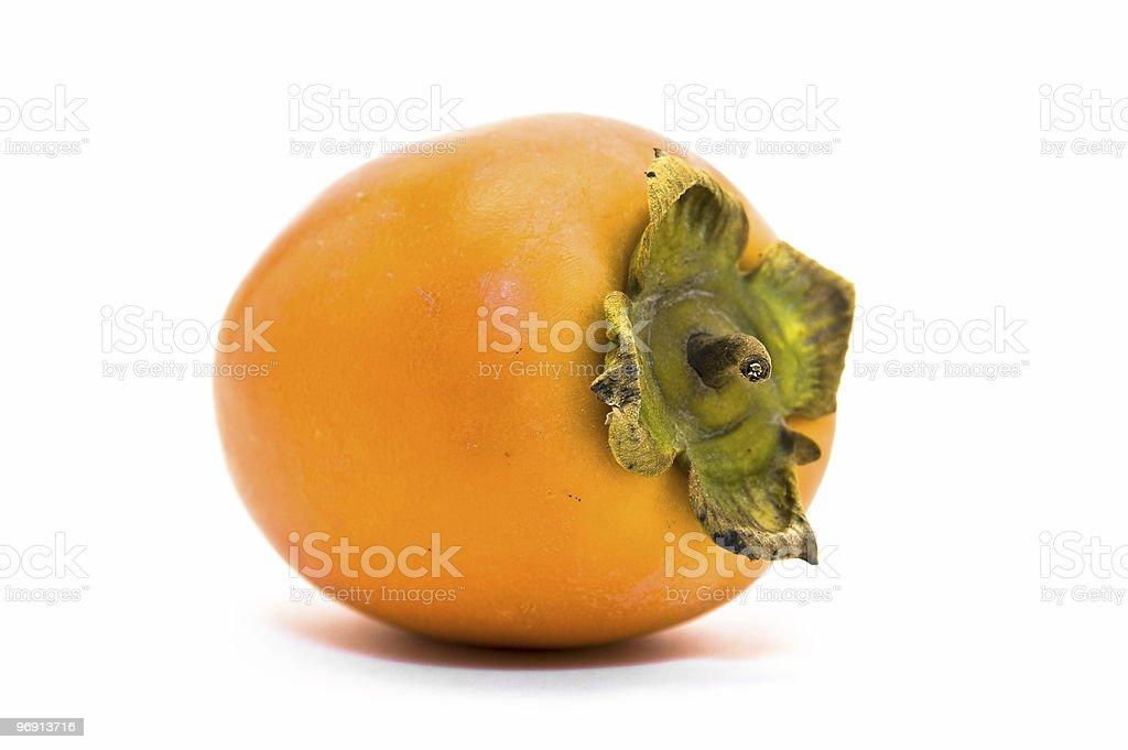 persimmon royalty-free stock photo
