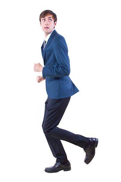 Best Business Man Run Away Stock Photos, Pictures ...
