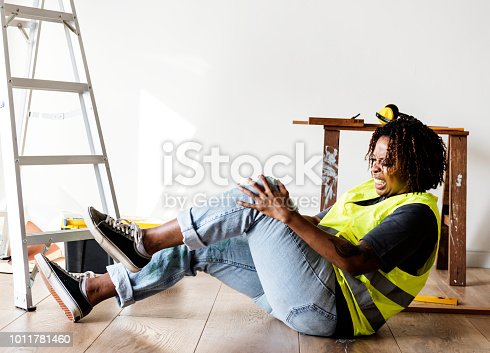 1164292968 istock photo A person getting injured 1011781460