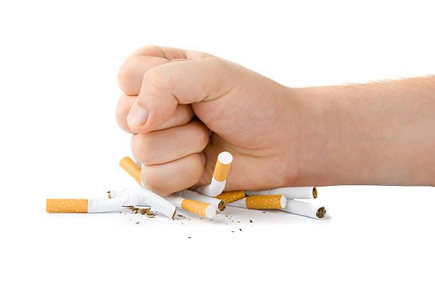 stop, Nichtraucher – Foto