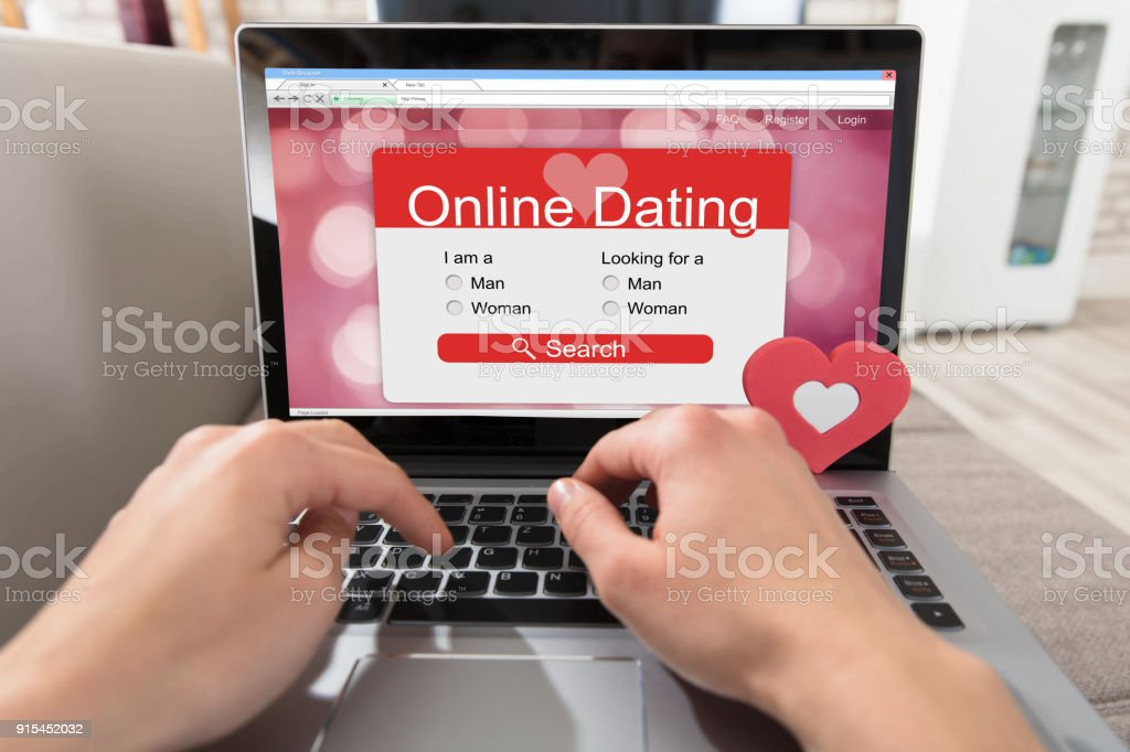 Website fГјr Online-Dating