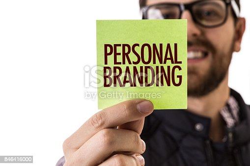 843789992istockphoto Personal Branding 846416000