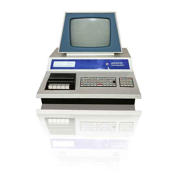Personal Computer - foto stock