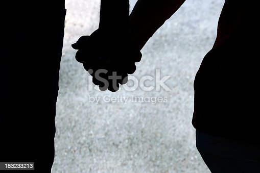 istock Personal Connection: Holding Hands 183233213