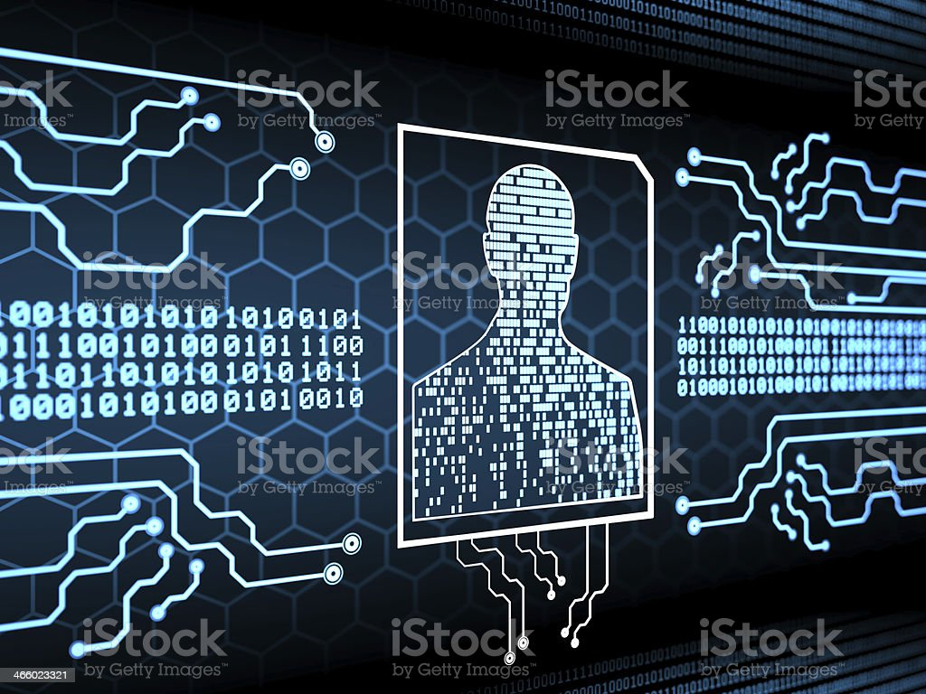 personal cyber security stock photo more pictures of abstract istock