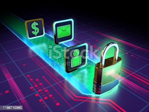 502195097 istock photo Personal data protection 1198710360