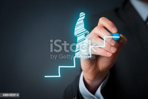 istock Personal development career 498495914