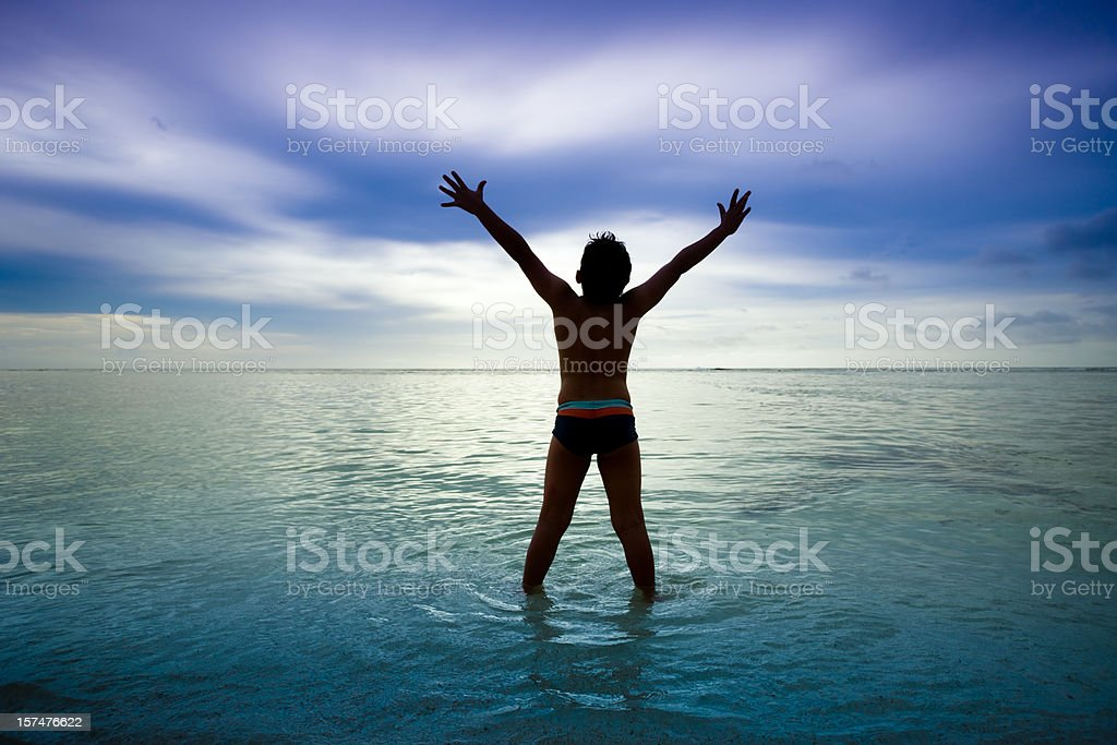 Personal Freedom royalty-free stock photo