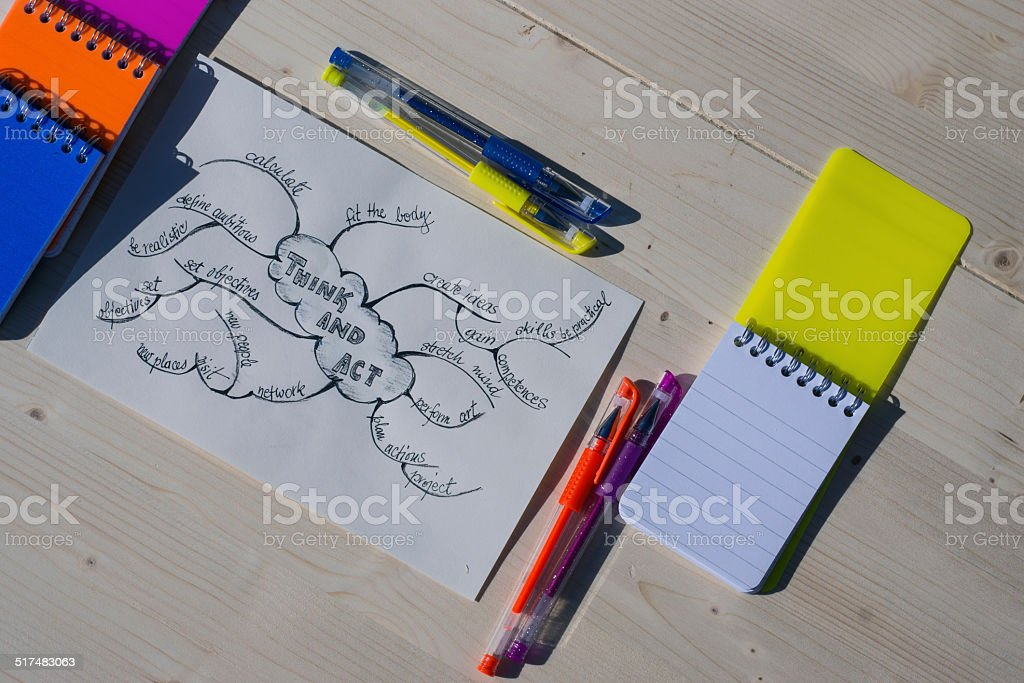 Personal growth stock photo