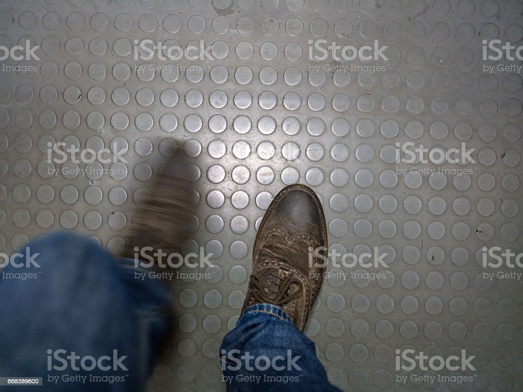 Personal perspective stock photo