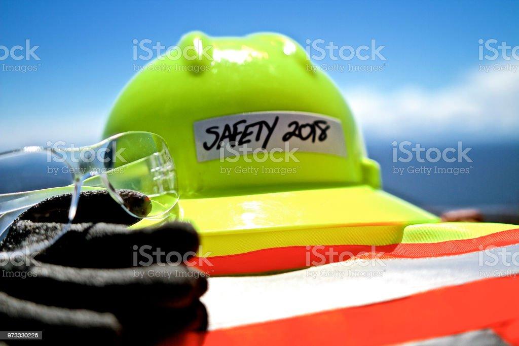 Persönliche Schutzausrüstung-Sicherheit – Foto