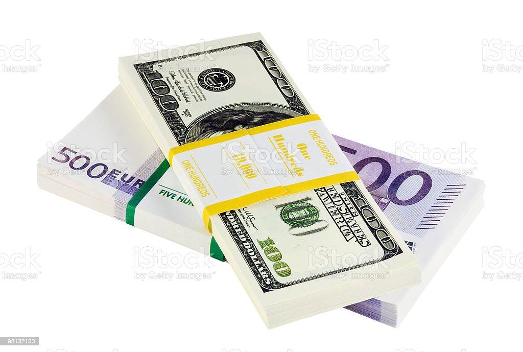 personal savings royalty-free stock photo