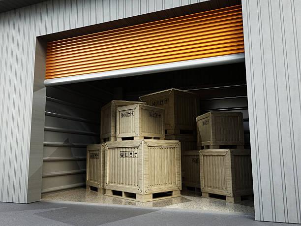 Personnel unité de stockage - Photo