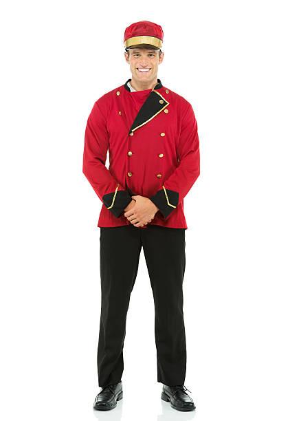 Personal de servicio de valet - foto de stock