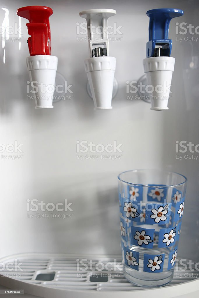 Personal Water Supply royalty-free stock photo
