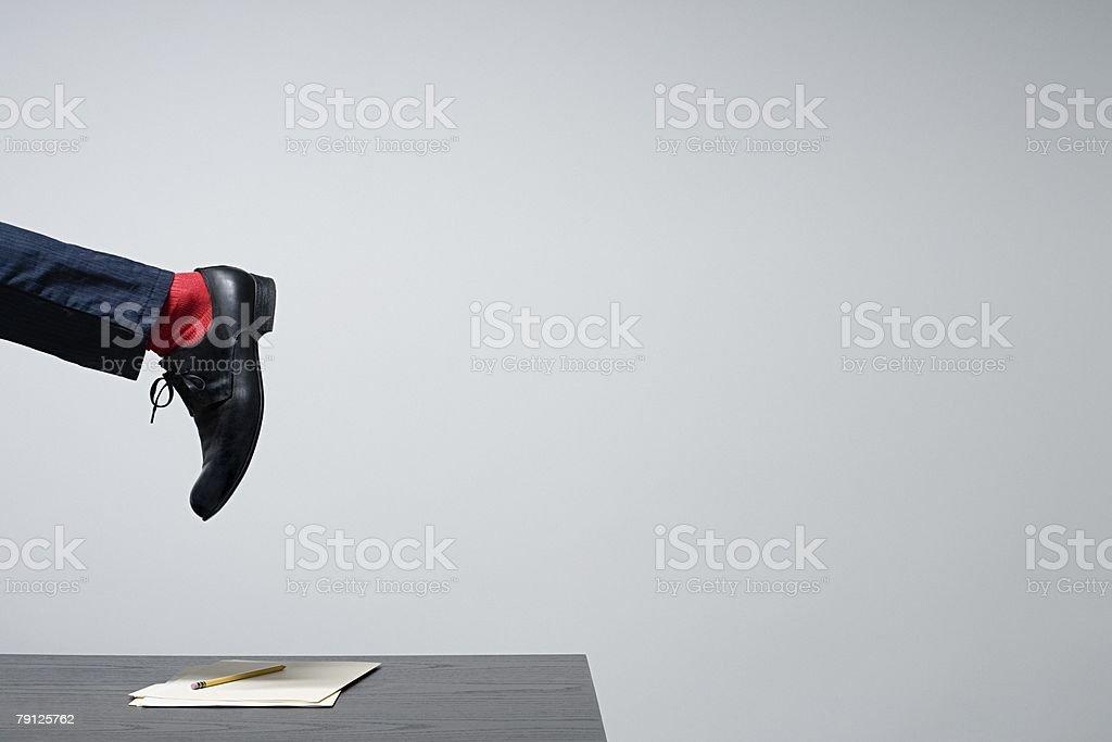人の足 ロイヤリティフリーストックフォト