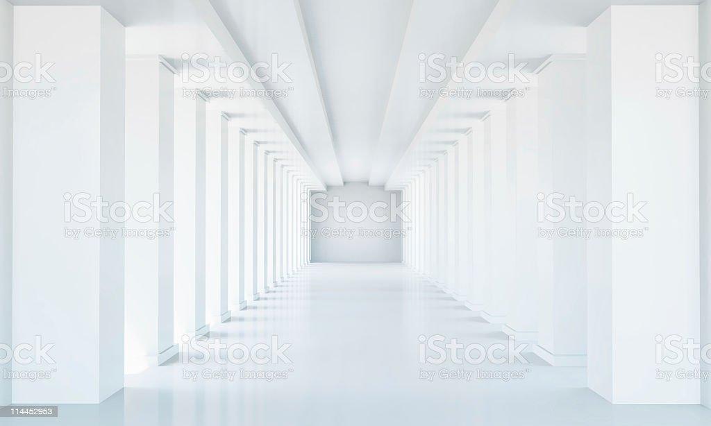 Perspektywa Tunel zbiór zdjęć royalty-free