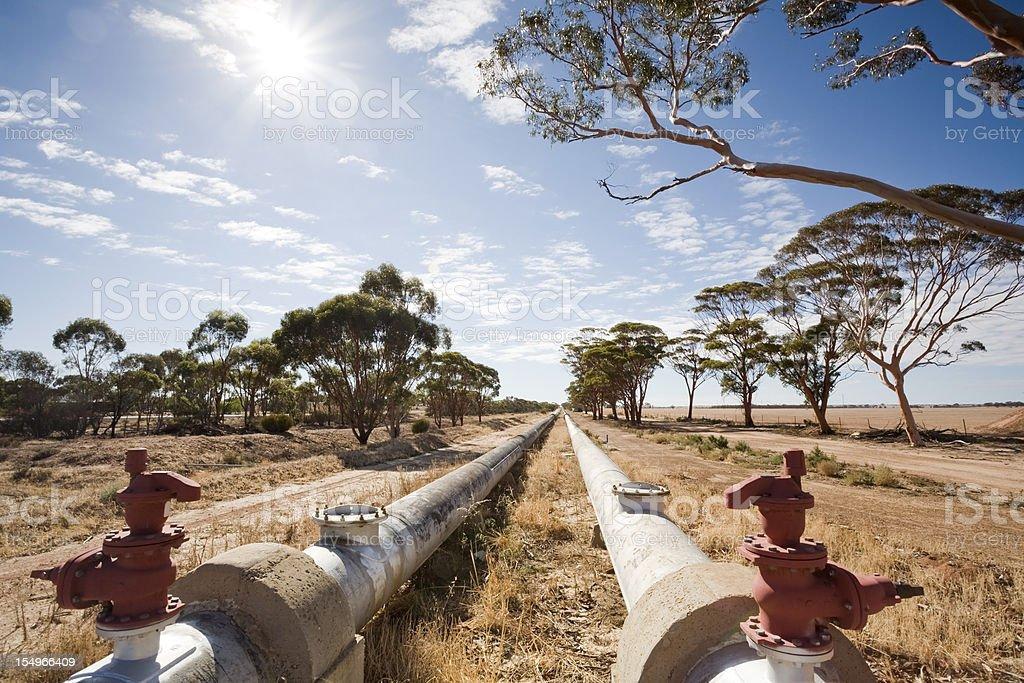 Perth Kalgoorlie-Pipeline – Foto